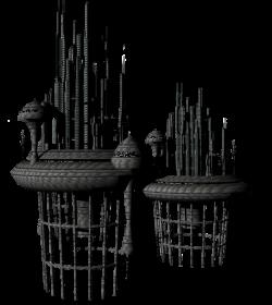Sci Fi Fantasy Building 2 by mysticmorning on DeviantArt