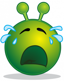 File:Smiley green alien cry.svg - Wikipedia