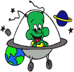 Free Alien Animations - Free Clipart
