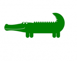 Alligator Line Drawing at GetDrawings.com   Free for personal use ...