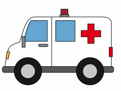 Ambulance Emergency vehicle Cartoon Drawing Clip art - siren ...