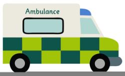 Australian Ambulance Clipart | Free Images at Clker.com ...