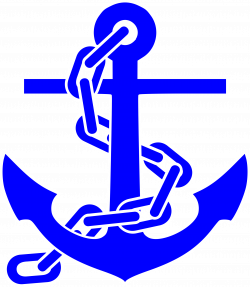 Clipart - Fouled Anchor