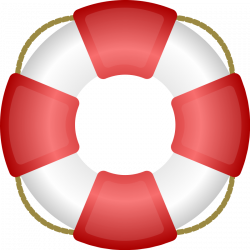 Lifesaver Clipart | Beach Ocean Nautical Theme Free Patterns ...
