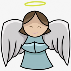 Angels Cliparts - Angel On Cloud Clip Art #128292 - Free ...