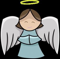 Angel Clip Art | Free Cute & Lovely Angel Clip Art | Things to Wear ...