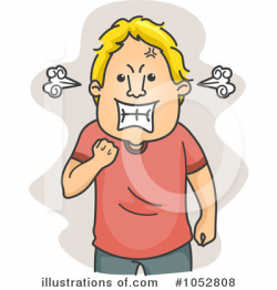 Angry Clipart Illustration | Clipart Panda - Free Clipart Images