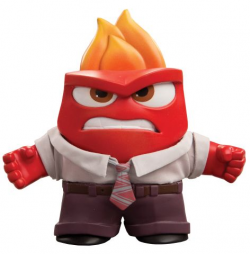 Inside Out Toys - Tomy - Anger | Pixar | Pinterest | Tomy, Toy and ...