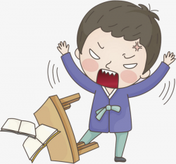 Angry Boy, Cartoon, Hand, Boy PNG Image and Clipart for Free Download