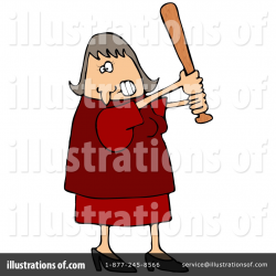 Angry Woman Clipart #1 - 78 Royalty-Free (RF) Illustrations