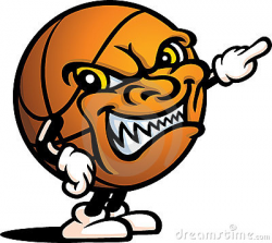 Angry Basketball Clipart - ClipartUse