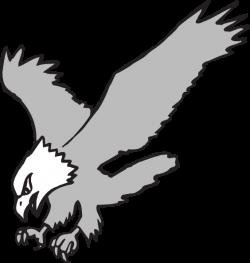 Animal clip art eagles dromhfe top - Clipartix