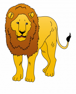 Wild Animal Lions Clipart - Lion Clipart Free PNG Images ...