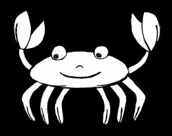 Ocean Animals Clip Art Black And White   Clipart Panda - Free ...
