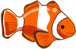 Fish Clip Art craft projects, Animals Clipart - Clipartoons