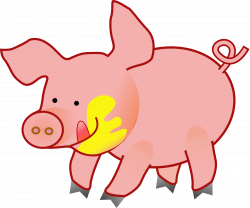 happy pig animal PNG 266(K | Clipart Panda - Free Clipart Images