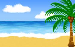 Luxury Animated Beach Desktop Wallpapers | The Most Beautiful Beach ...