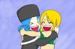 Luvia (shhh don't tell anyone) by anime-fairy24 on DeviantArt