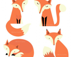 Cute Baby Fox Anime | Clipart Panda - Free Clipart Images
