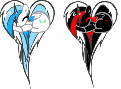 Angel and Devil Pony Adopts [CLOSED] by Dark-Angel-Rin on DeviantArt