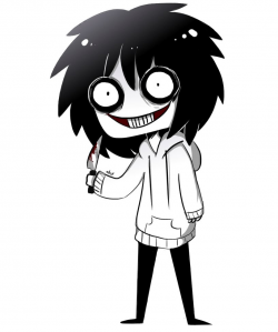 Chibi jeff the killer doodle by Zimandchowder4evr on DeviantArt