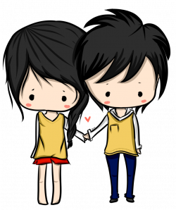 Anime Couple PNG Images Transparent Free Download | PNGMart.com