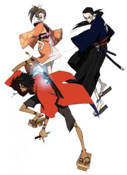 Samurai Champloo (Anime) - TV Tropes
