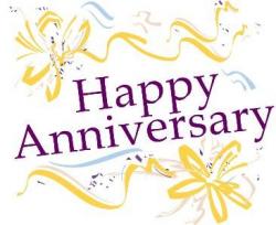 Happy Work Anniversary Graphics Clipart Best | Happy Anniversary ...
