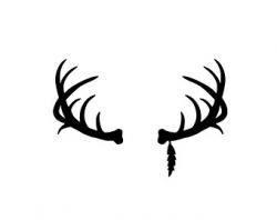 Antler Clip Art - Deer   Clipart Panda - Free Clipart Images