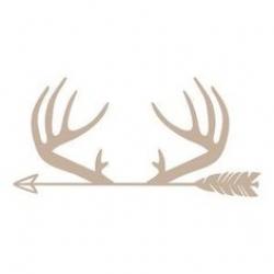 fall antler art free printable   Antlers, Printing and Free