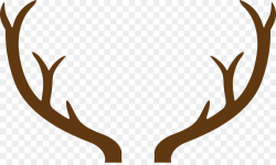 Red Background clipart - Deer, Reindeer, Wildlife ...