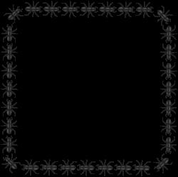 Clipart - ant border square