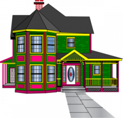 Free Boarding House Clipart - Clipartmansion.com