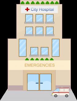 Free Hospital Cartoons Clip Art | hospital3 | VBS Ideals | Pinterest ...