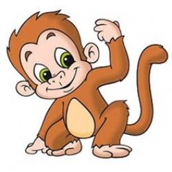 Free Cartoon Monkey Cliparts, Download Free Clip Art, Free ...