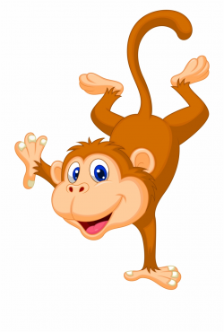 Monkeys Clipart Transparent Background - Transparent ...