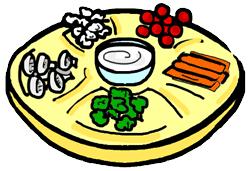 Clip Art Antipasto | uno sfizio di…antipasti! | Snacks ~ Appetizers ...