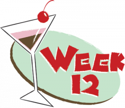 Week 12 - Chocolate Covered Cherry Martinis and Appetizers — Natalie ...