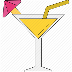 Appetizer drink, beach drink, cocktail, drink, margarita icon | Icon ...