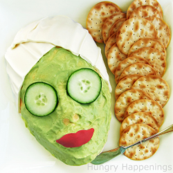 Spa Party Appetizer - Hungry Happenings Recipes