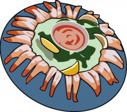 Lovely Seafood Clipart Download Clip Art Free Of Fish Bass Shrimp ...