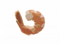 Cocktail Shrimp Clip Art at Clker.com - vector clip art online ...