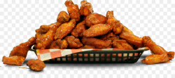 Buffalo wing Barbecue Hot chicken Clip art - A grilled chicken wings ...