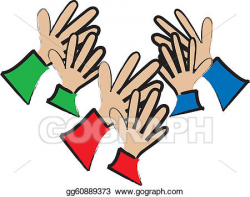 Vector Stock - Applause from the audience. Stock Clip Art gg60889373 ...