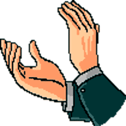 clapping animated gif 13 | GIF Images Download