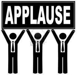 Applause images clip art clipart