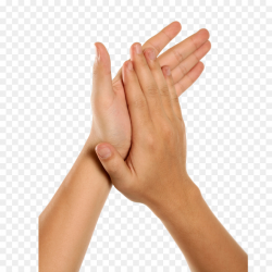 Clapping Gesture Applause Clip art - Hands applauded welcome png ...
