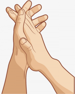 Hand Clapping And Clapping Welcome, Hand, Clap, Applause PNG Image ...