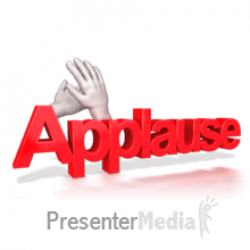 Applause Text