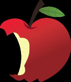Bitten Apple Clipart - Imagens de clip art gratuitas   PINTURA EM ...